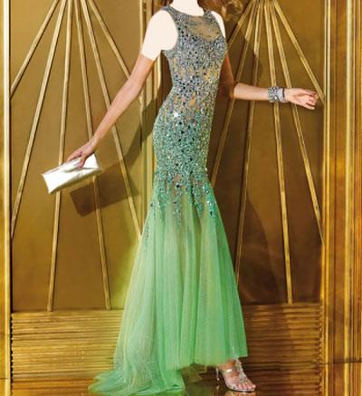 مدل لباس مجلسی زنانه 2014